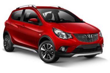 Giá xe ô tô Vinfast Fadil màu đỏ tại Vinfast Bắc Ninh